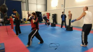 another great training night at B Lightman Martial Arts